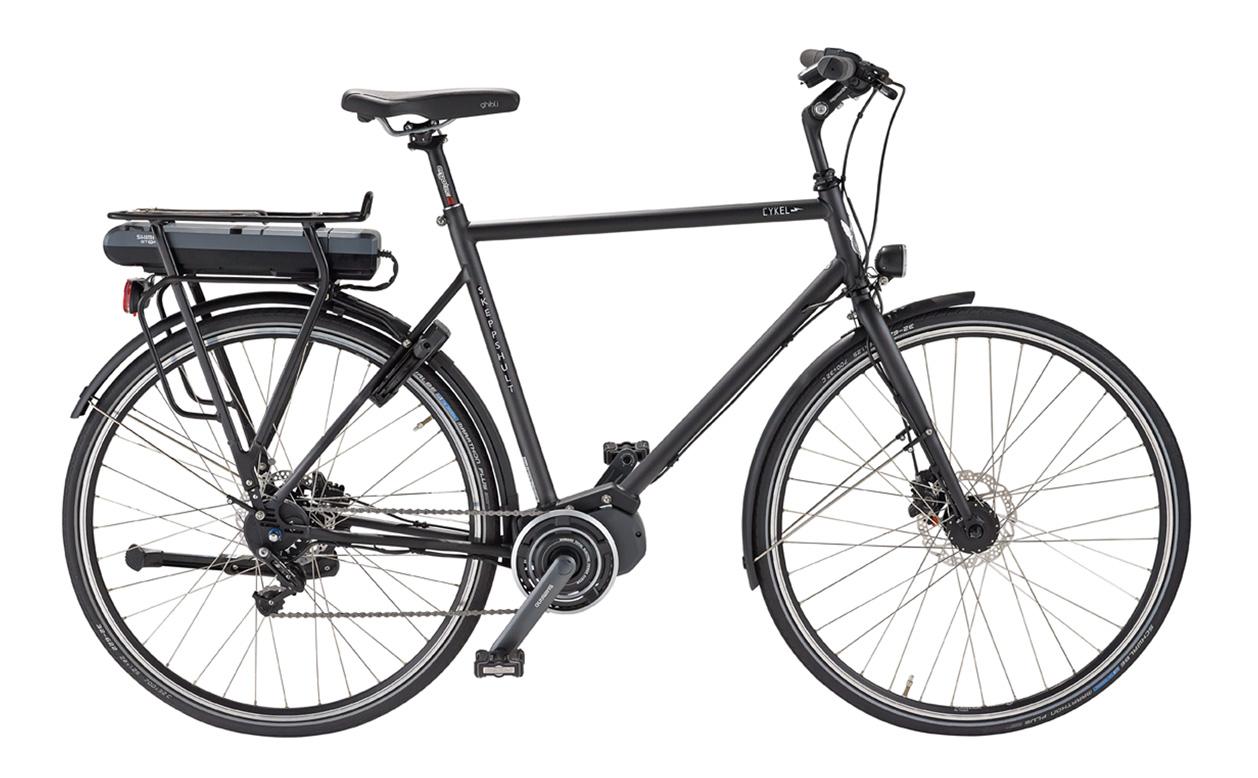 Skeppshult cykEL 8 Herr